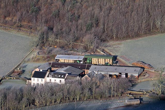 Cowdenknowes Mains Farm