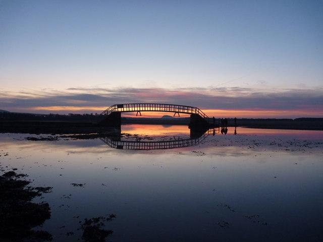 Coastal East Lothian : Sunday Afternoon at Belhaven