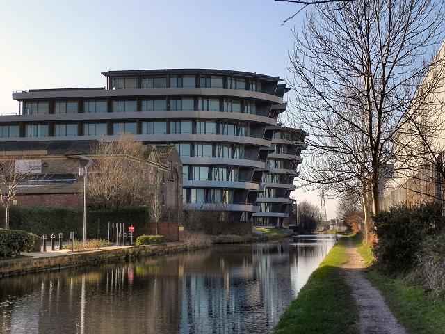Bridgewater Canal, Broadheath