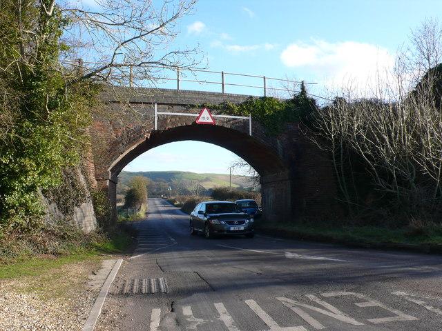 Railway Bridge, Shillingstone