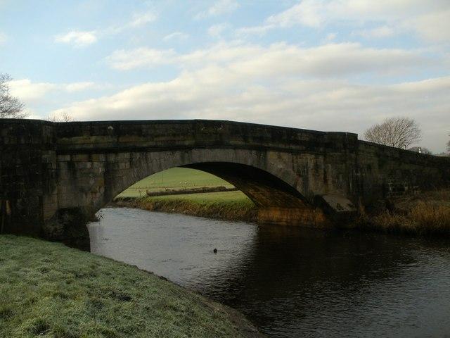 Garthland Bridge over the Black Cart Water