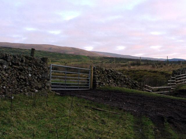 Gate near Corehead