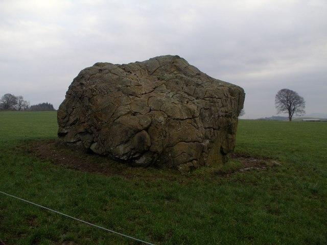 The Clochoderick Stone