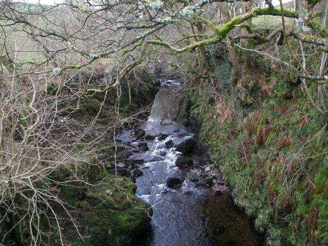 Green Water from Duchal Bridge