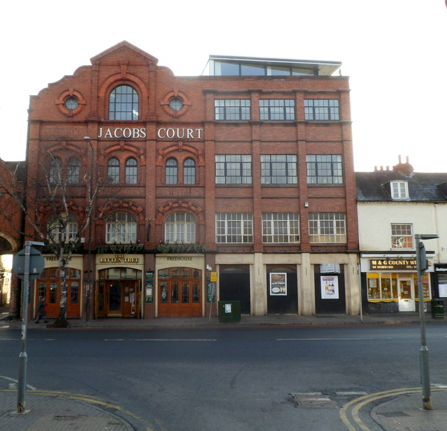 Jacobs Court, Hereford