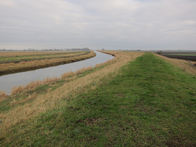 New Bedford River and Ouse Washes