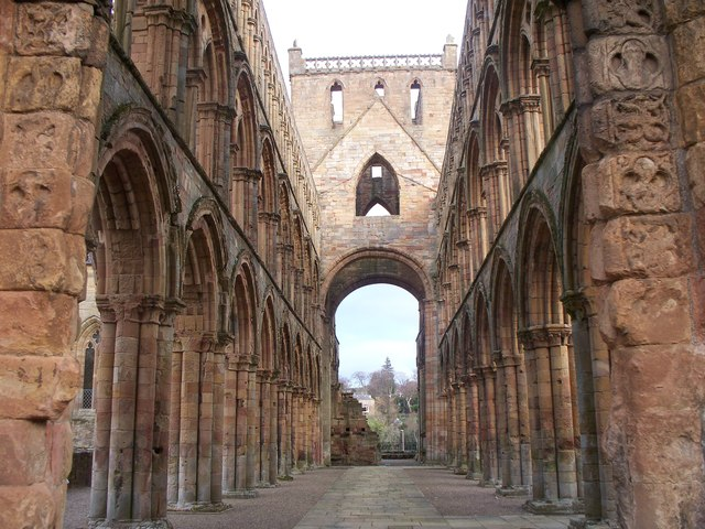 Jedburgh Abbey
