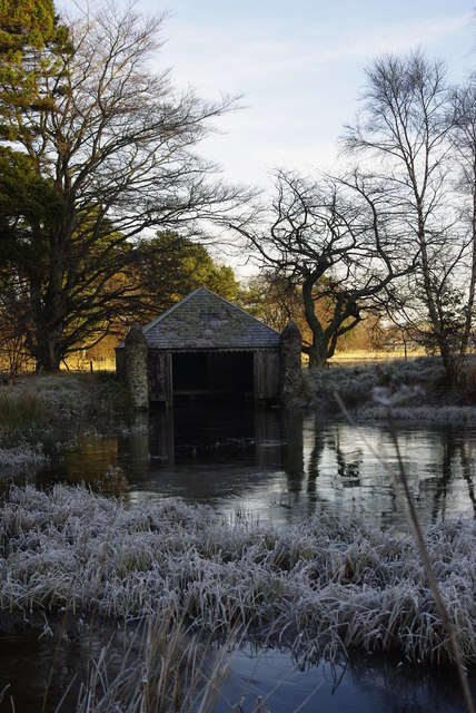The Old Boathouse, Leith Hall