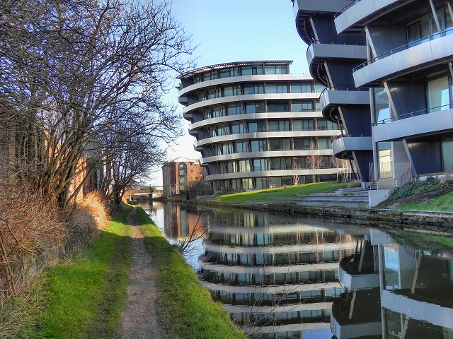 Bridgewater Canal - Budenberg HAUS Projekte Apartments