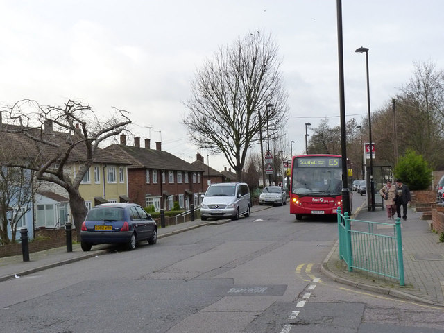 Havelock Road, Southall