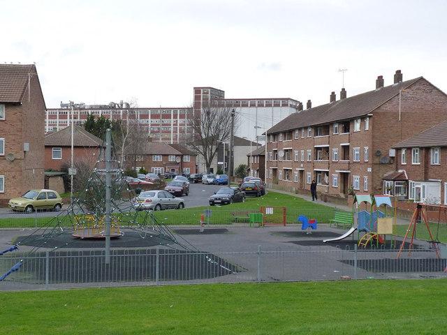 Playground at Havelock Estate
