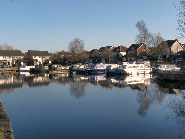 Marina at Oldfield Brow