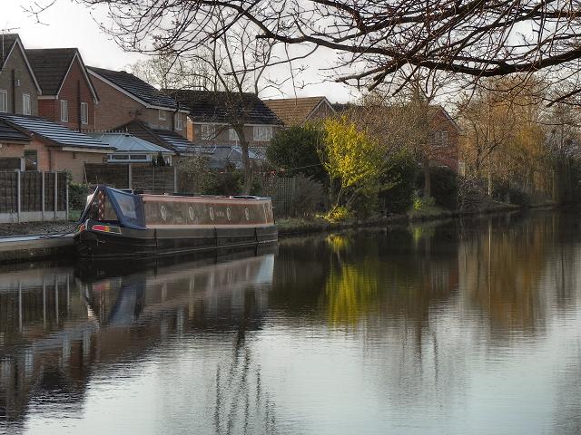 Bridgewater Canal, Oldfield Brow