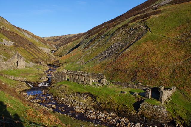 Blakethwaite Smelt Mill