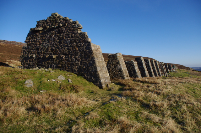 Old Gang peat store