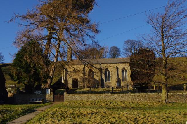 Melbecks Parish Church, Low Row