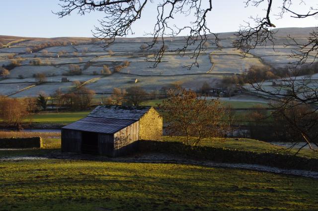Field barn, Low Row