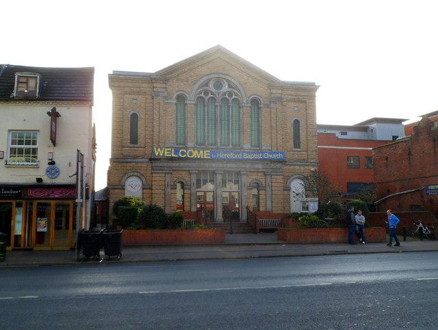 Hereford Baptist Church