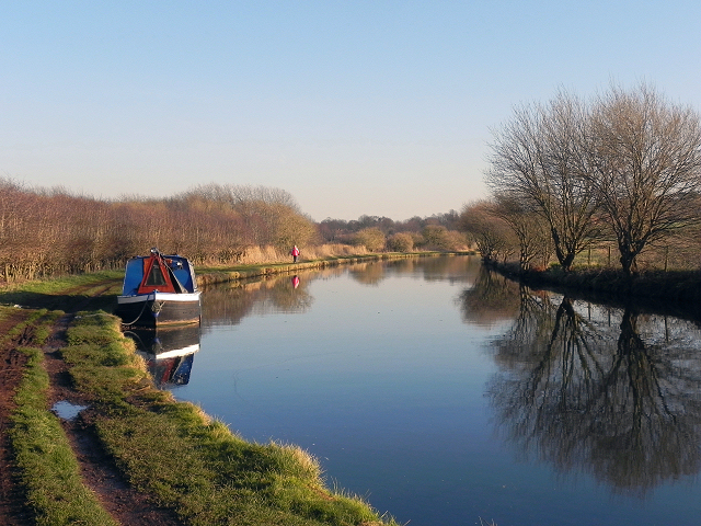 Bridgewater Canal, Dunham Massey