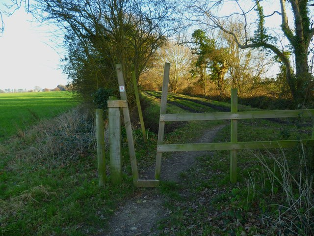 Footpath to Itchenor