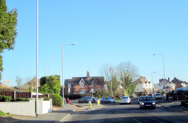 Worcester, Bilford Road Junction
