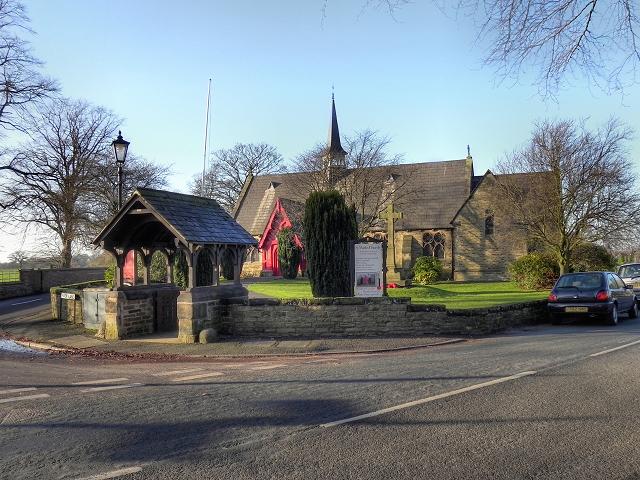 St Mark's Church, Dunham
