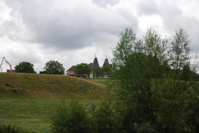 Tutsham Hall Farm Oast Houses