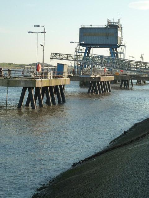 Ferry Terminal, Fleetwood