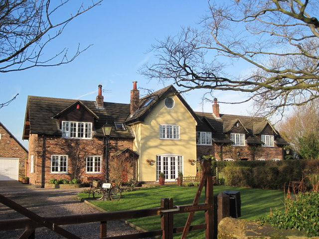 Gamekeeper's Cottages, Rothwells Ln