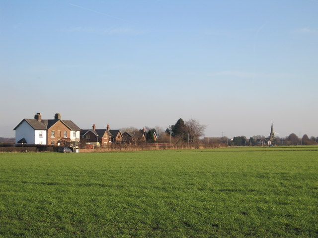 Rothwell's Cottages and New Cottages