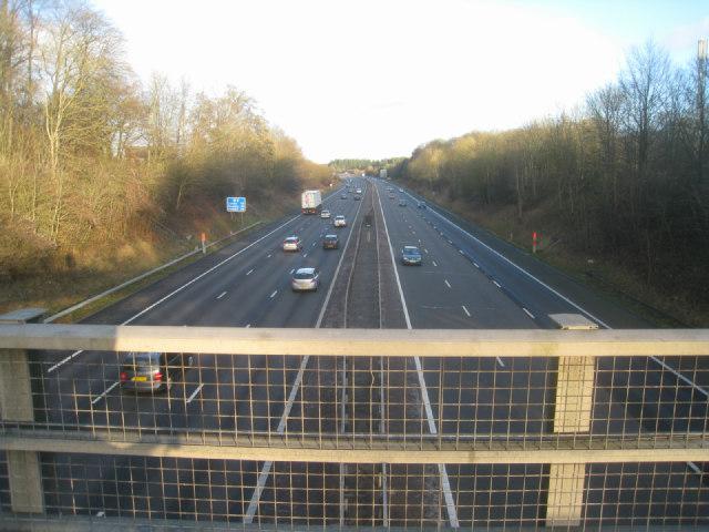 M3 - London direction