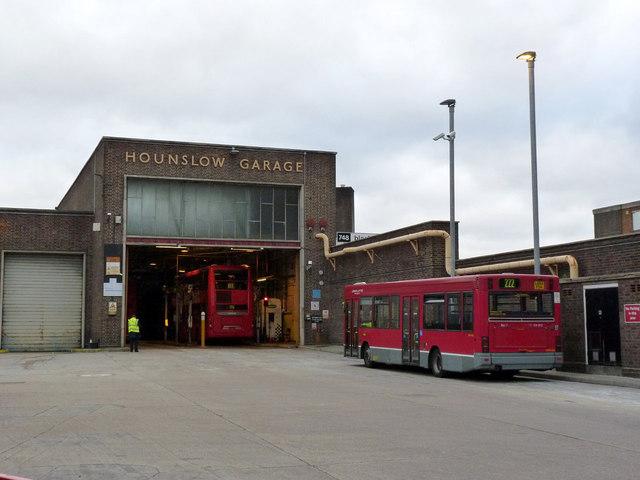 Hounslow Garage