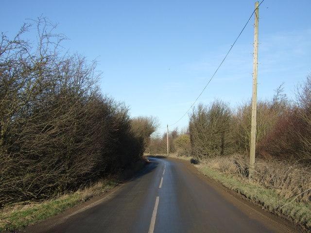 Arthington Road heading north