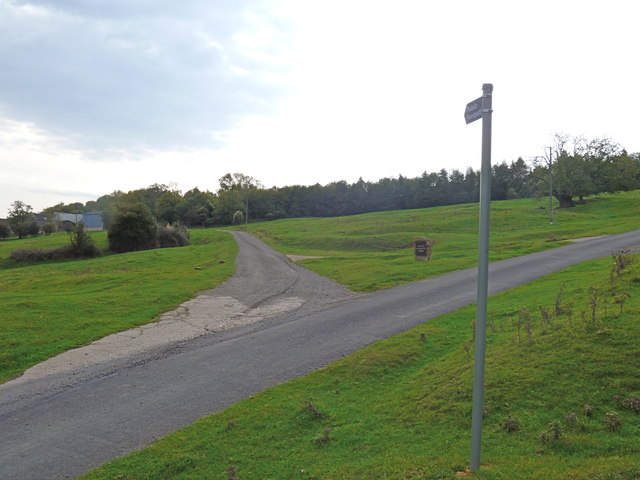 Track leaves road