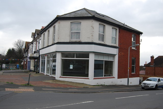 Vacant premises, Somerset Rd
