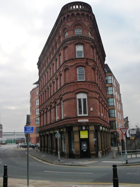 Leeds Bridge House
