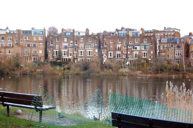 Pond at Hampstead