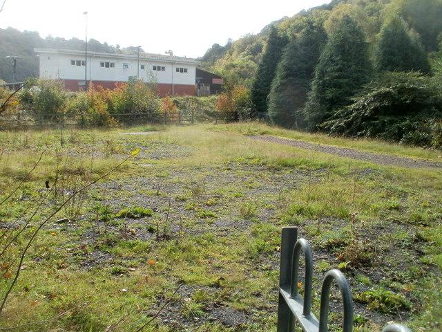 Former play area, Llanhilleth