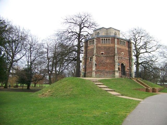 The Red Mount Chapel, King's Lynn