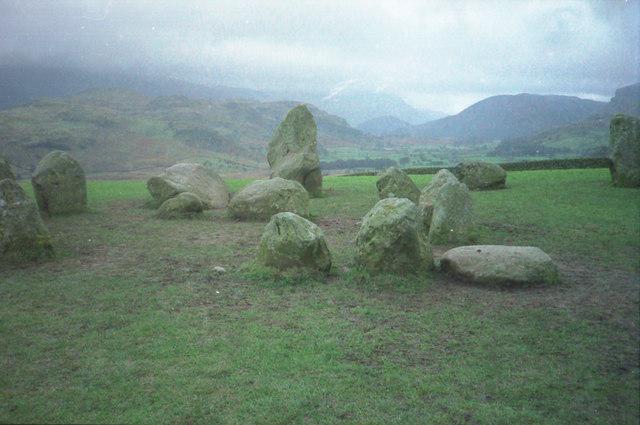 The Sanctuary, Castlerigg Stone Circle