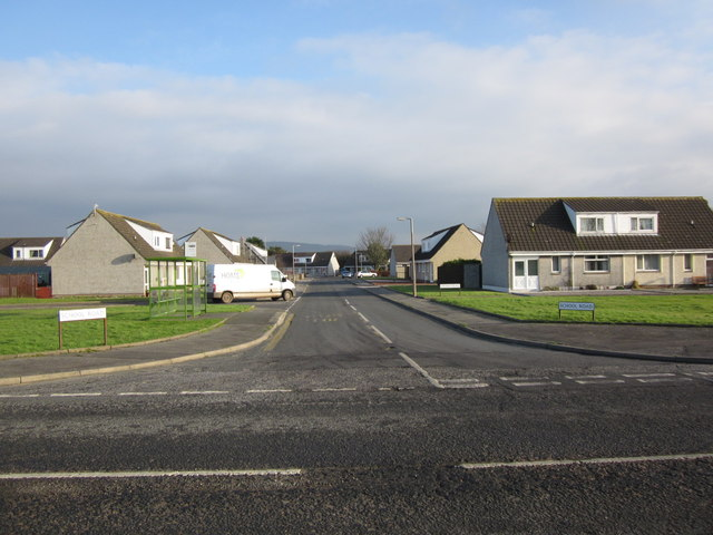 School Road