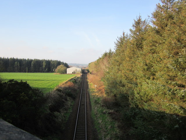 Stranraer Railway