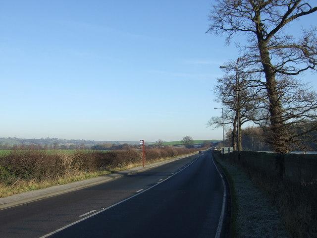 A61 towards Leeds