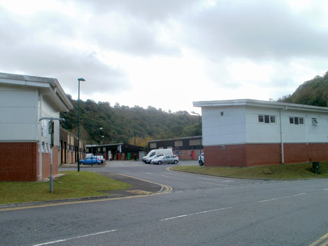 Llanhilleth Industrial Estate