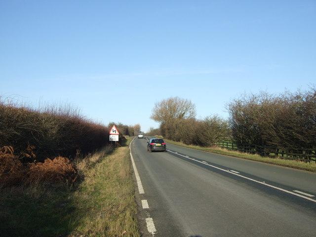A61 towards Harrogate