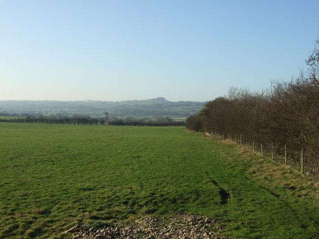 Farmland, Swindon Bank Farm