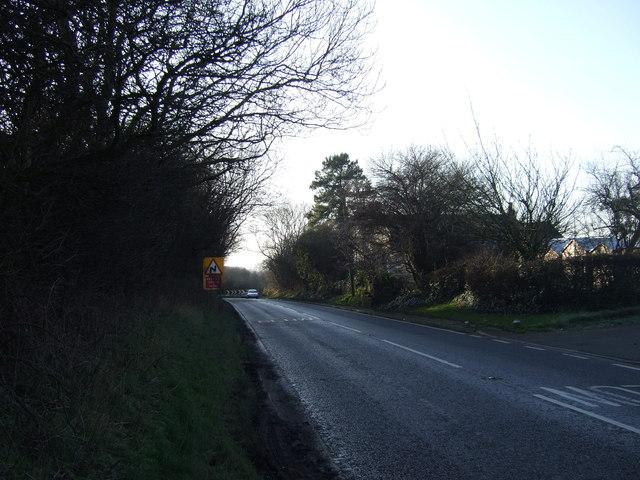 Harrogate Road (A658)