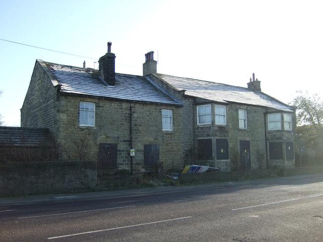 Cottages on Princess Royal Way