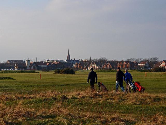 Fullarton Golf Course, Troon