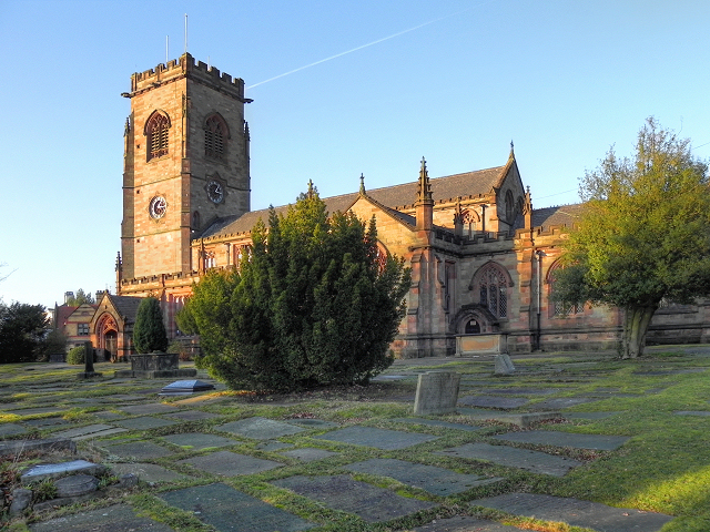 St Mary's Church, Bowdon